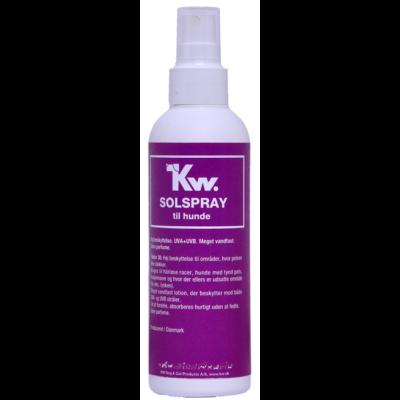 KW Solspray faktor +30