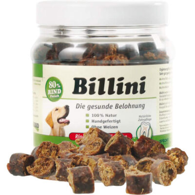 ANIBIO Billini Okse snacks