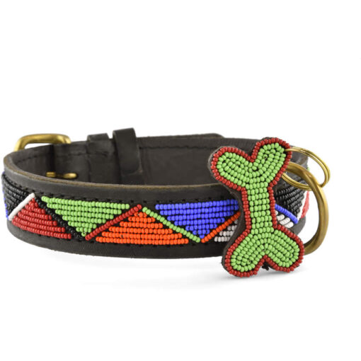 Afrikanske Halsbånd Maasai