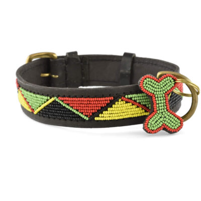 Afrikanske Halsbånd Rasta