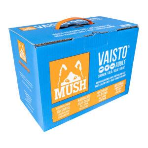 MUSH VAISTO 10kg Barf fra Arthurs Barf Råt & Godt i Hørsholm