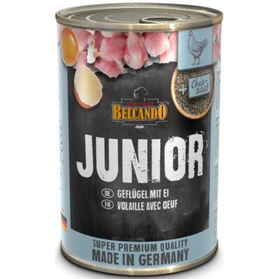 Belcando Junior Vådfoder fra Arthurs Barf i Hørsholm