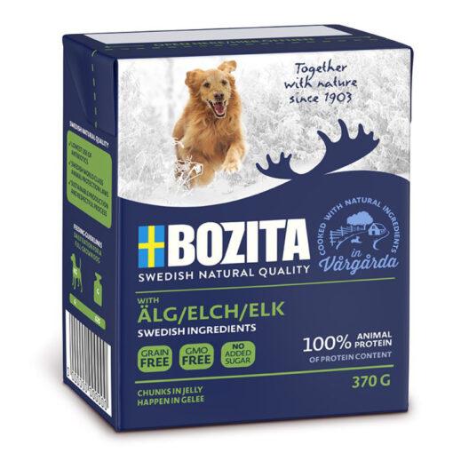 Bozita Vådfoder 100% naturligt fra Arthurs Barf i Hørsholm