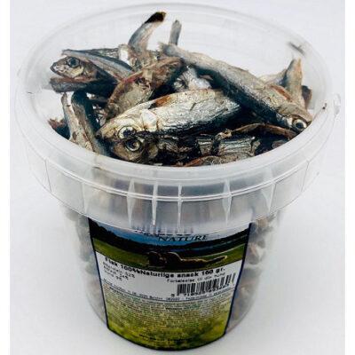 Tørrede Fiske fra Arthurs Barf i Hørsholm
