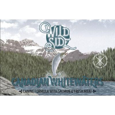 Wild Side Canadian White Waters fuldfoder uden korn fra Arthurs Barf i Hørsholm