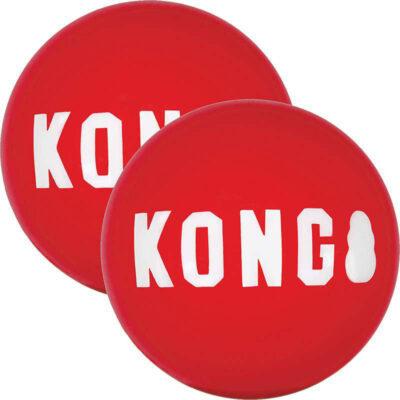 KONG Signatur bolde til alle slags kasteleg fra Arthurs Barf i Hørsholm